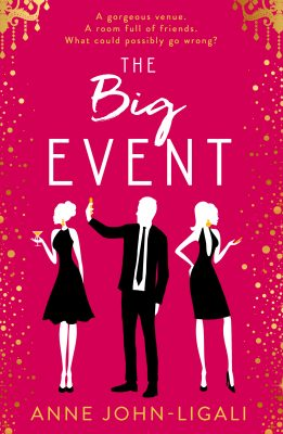 Blog Tour: The Big Event