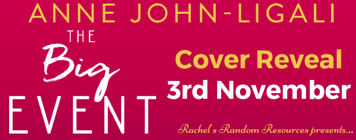 Book News: The Big Event Cover Reveal