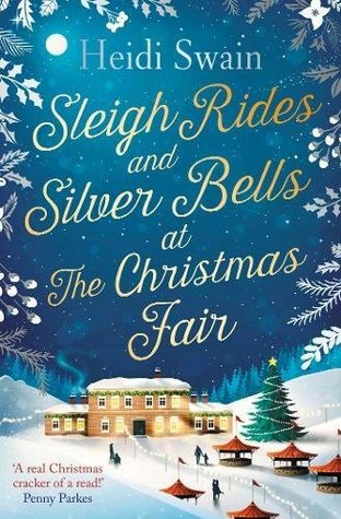 Blog Tour Review: Sleigh Rides and Silver Bells at the Christmas Fair