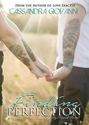 Blog tour Review: Finding Perfection