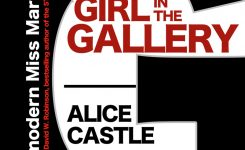 Book News: The Girl in the Gallery Cover Reveal