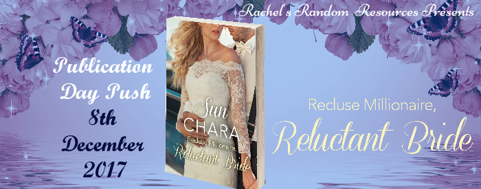 Release Day Push: Recluse Millionaire, Reluctant Bride