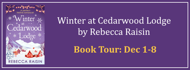 Blog Tour: Winter at Cedarwood Lodge