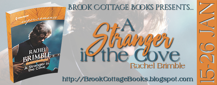 Blog Tour: A Stranger in the Cove