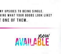 Book News:The Upside To Being Single Release Day