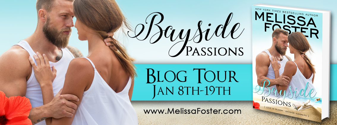 Blog Tour Review: Bayside Passions