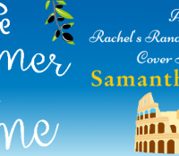 Book News: One Summer in Rome Cover Reveal