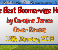 Book News: The Best Boomerville Hotel Cover Reveal