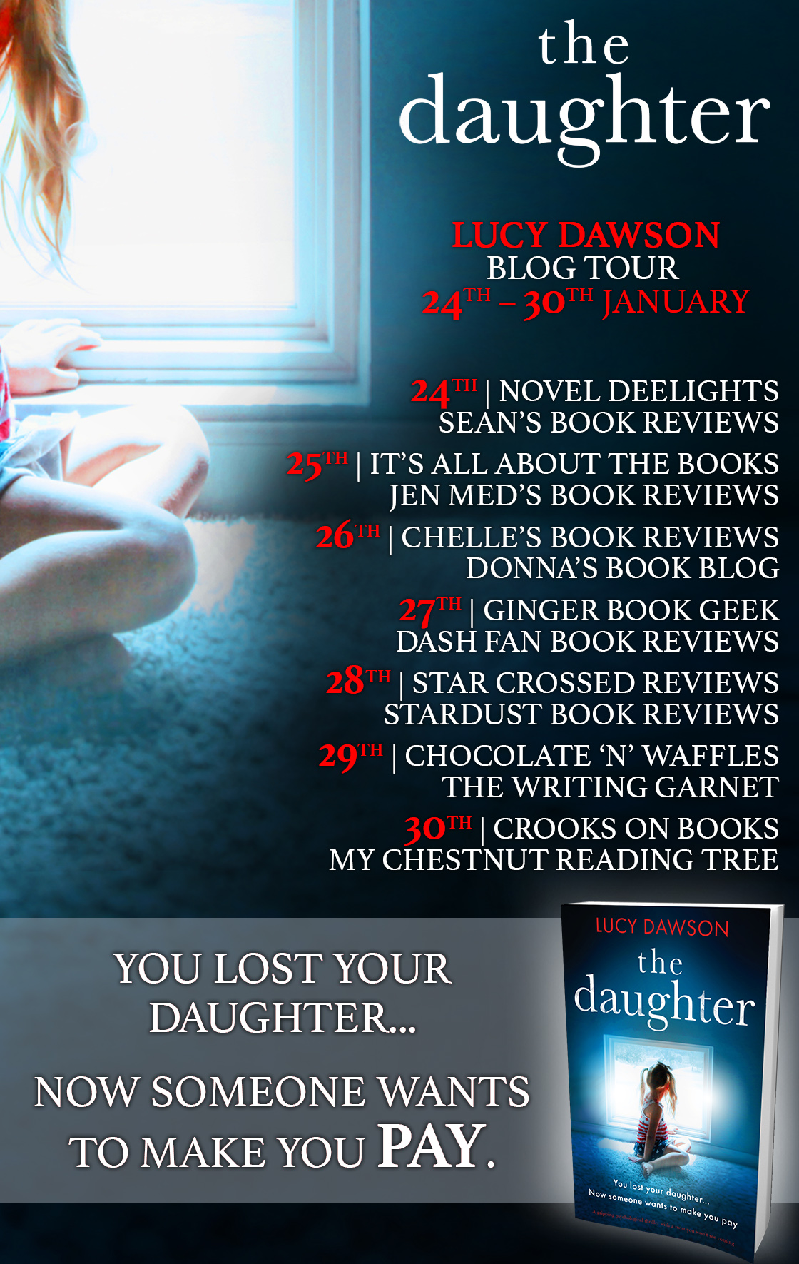 Blog Tour Review: The Daughter
