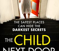 Book News: The Child Next Door Cover Reveal