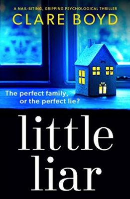 Blog Tour Review: Little Liar