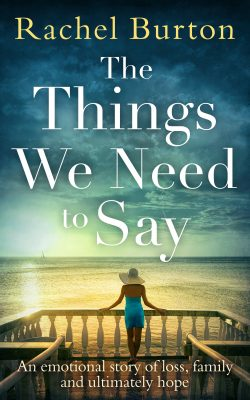 Book News: The Things We Need To Say Cover & Chapter Reveal