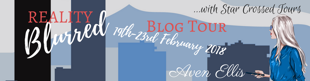 Blog Tour Review: Reality Blurred