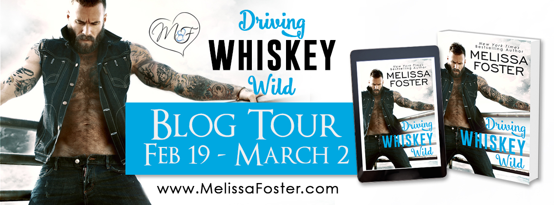 Blog Tour Review: Driving Whiskey Wild
