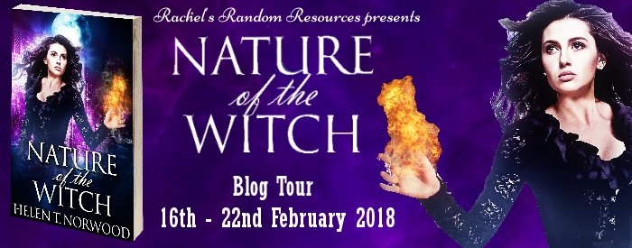 Blog Tour: Nature of the Witch