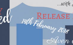 Book News: Reality Blurred Release Day