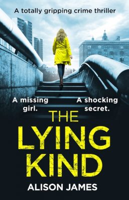 Blog Tour Review: The Lying Kind