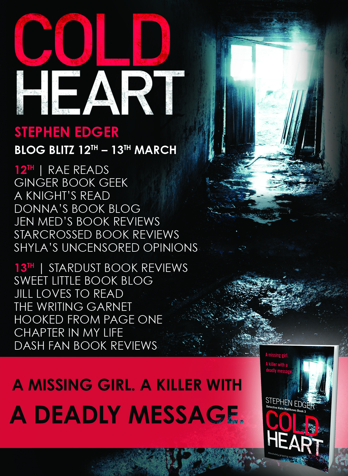 Blog Tour Review: Cold Heart