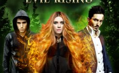 Blog Tour Review: Mortiswood Evil Rising