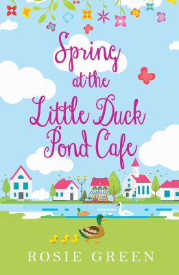 Book News: Spring at The Little Duck Pond Café