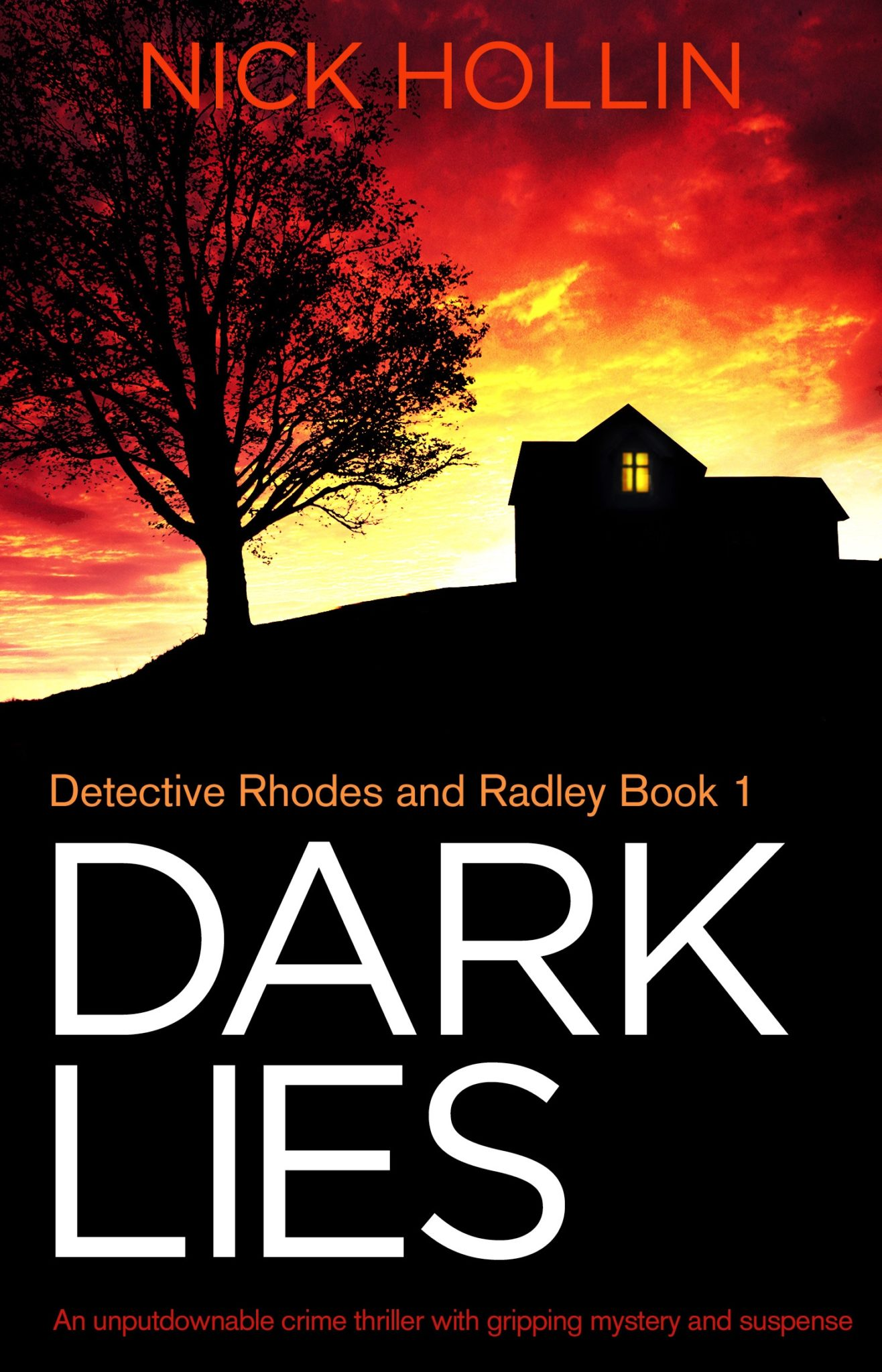 Blog Tour Review: Dark Lies