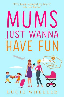 Blog Tour: Mum's Just Wanna Have Fun