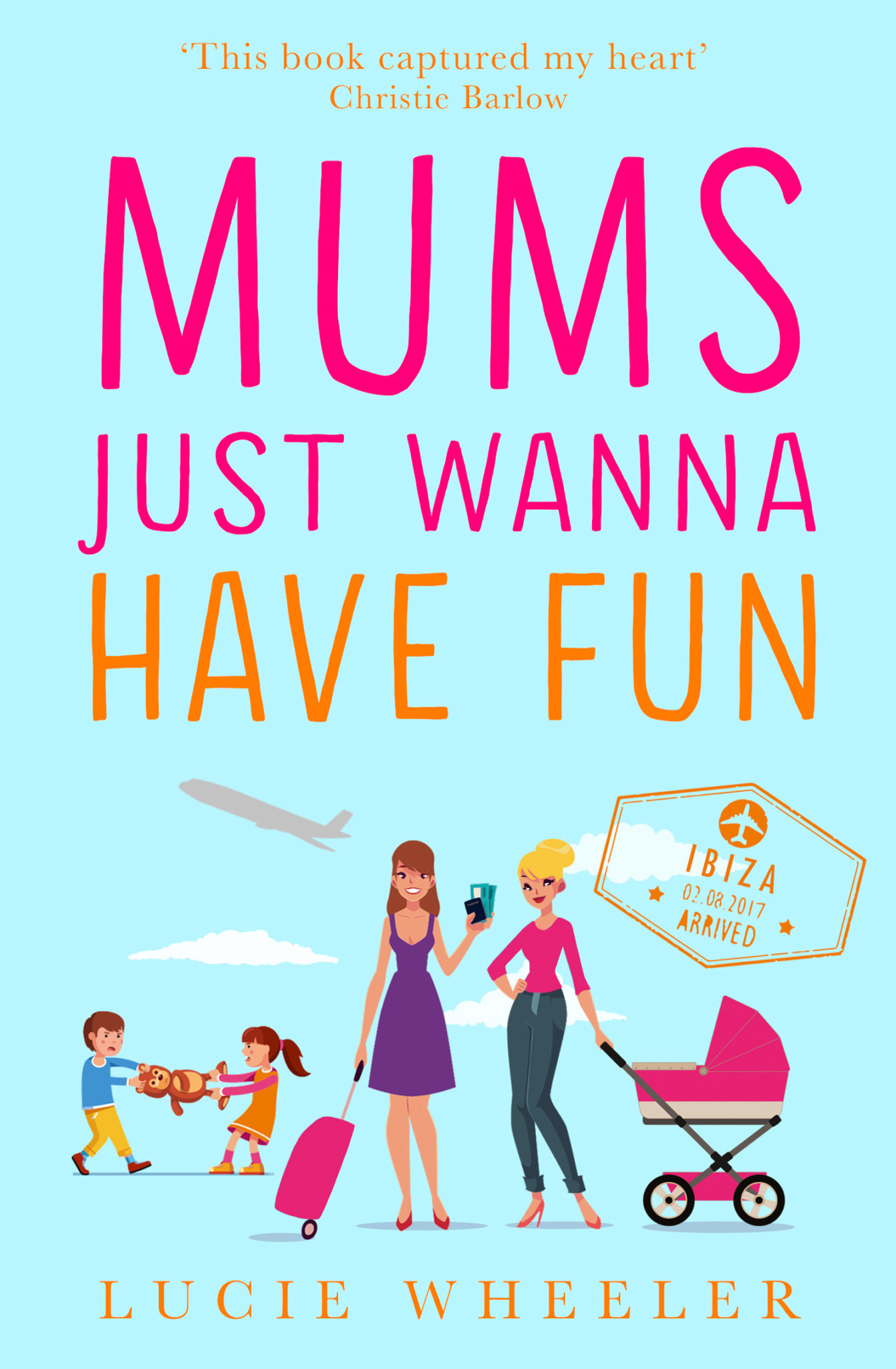 Blog Tour: Mum's Just Wanna Have Fun