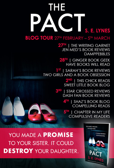 Blog Tour Review: The Pact