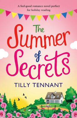 Blog Tour Review: The Summer of Secrets