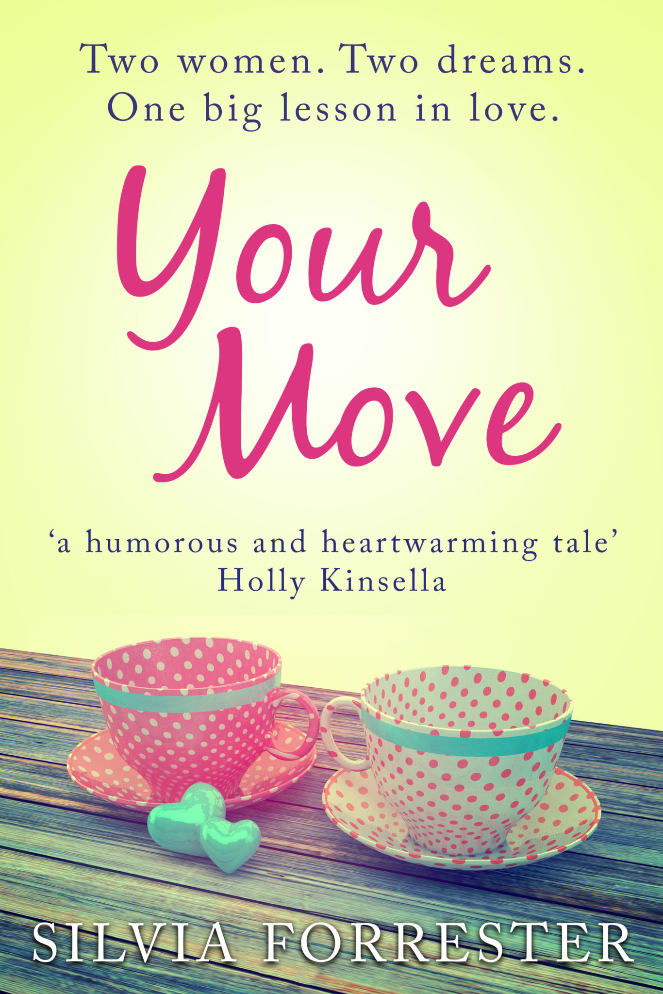 Your Move by Silvia Forrester