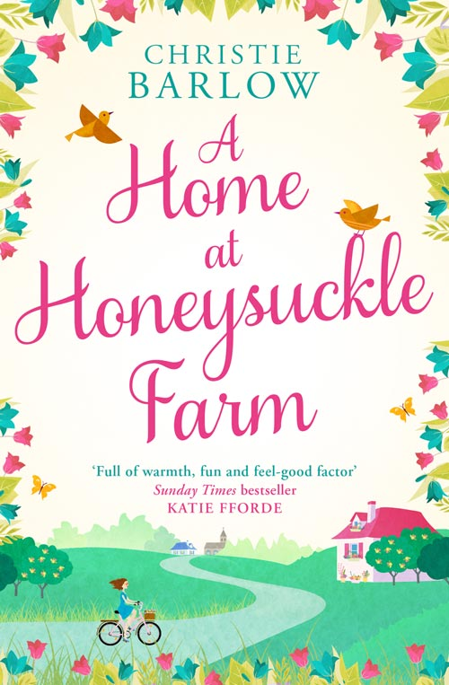 A Home at Honeysuckle Farm by Christie Barlow