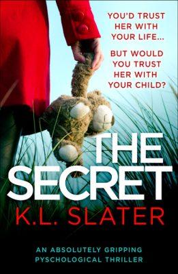Book News: The Secret Cover Reveal