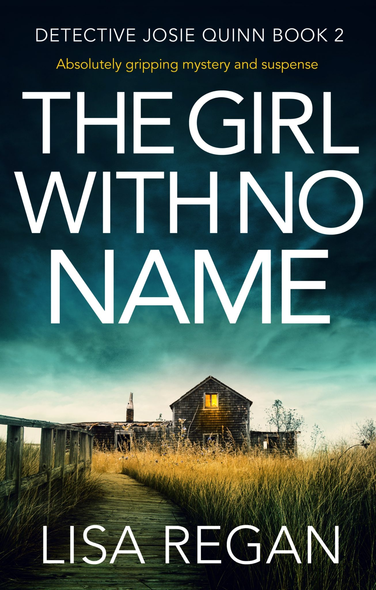 The Girl With No Name by Lisa Regan