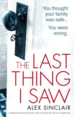 Blog Tour Review: The Last Thing I Saw