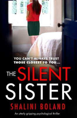Book News: The Silent Sister Cover Reveal