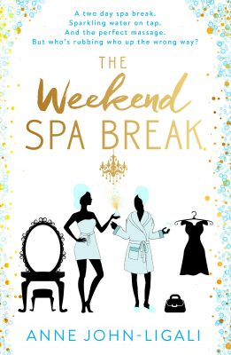 Book News: The Weekend Spa Break Cover Reveal