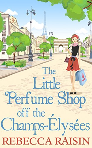 Book News: The Little Perfume Shop