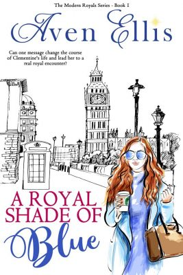 Book News: A Royal Shade of Blue Release Day