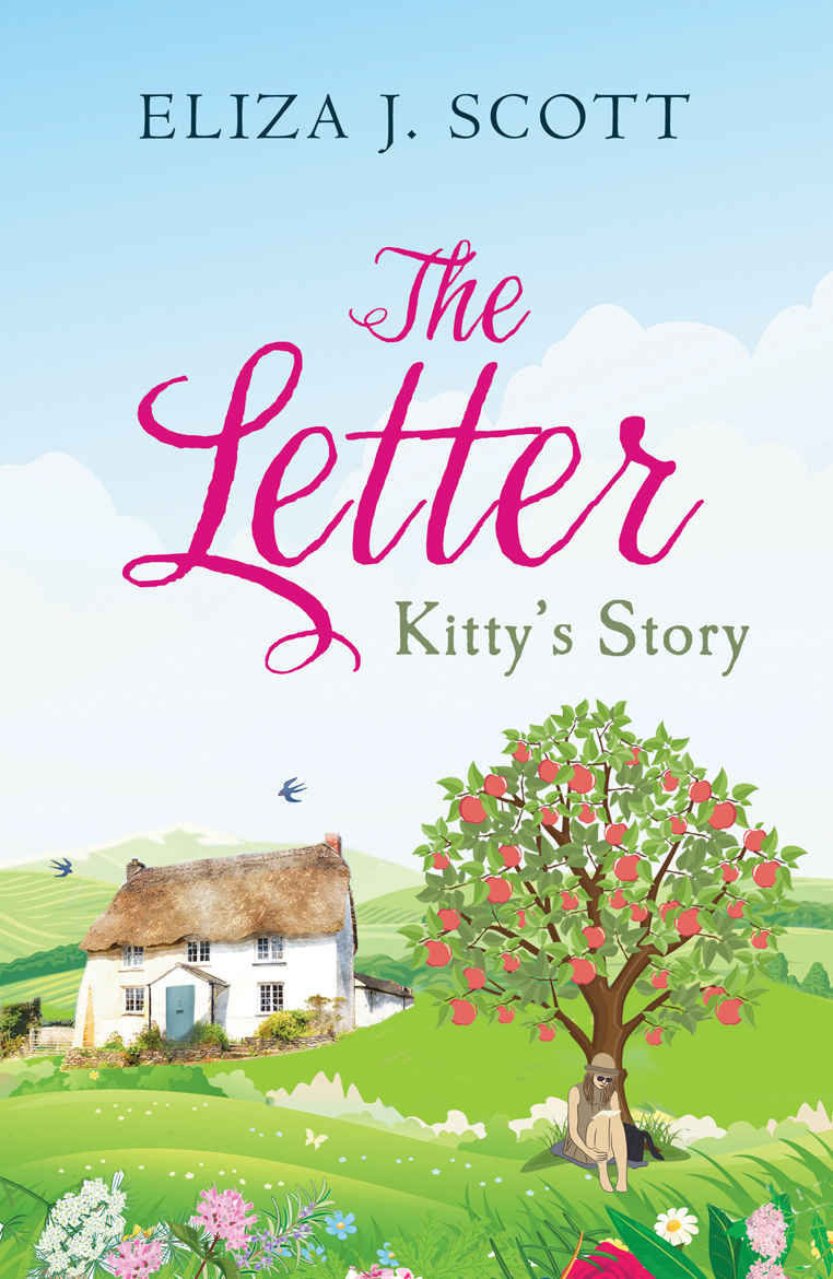 Book News: The Letter Cover Reveal