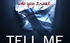 Blog Tour Review: Tell Me A Secret