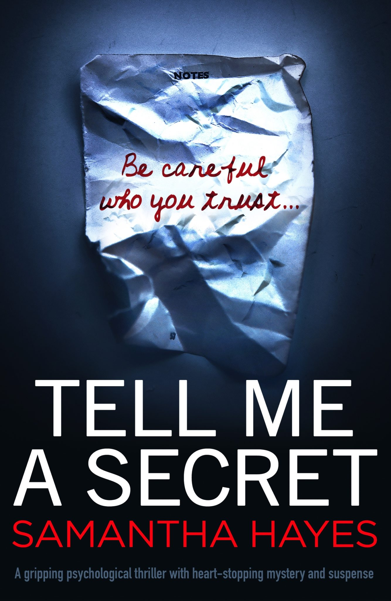Blog Tour Review: Tell Me A Secret
