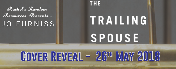 Book News: Trailing Spouse Cover Reveal