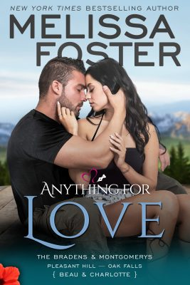 Blog Tour Review: Anything for Love