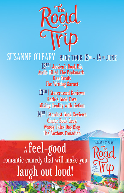 Blog Tour Review: The Road Trip
