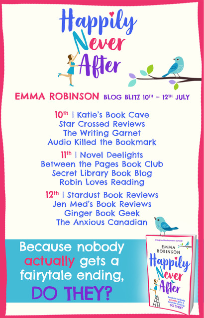 Blog Tour Review: Happily Never After