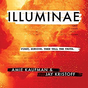 Illuminae by Amie Kaufman, Jay Kristoff
