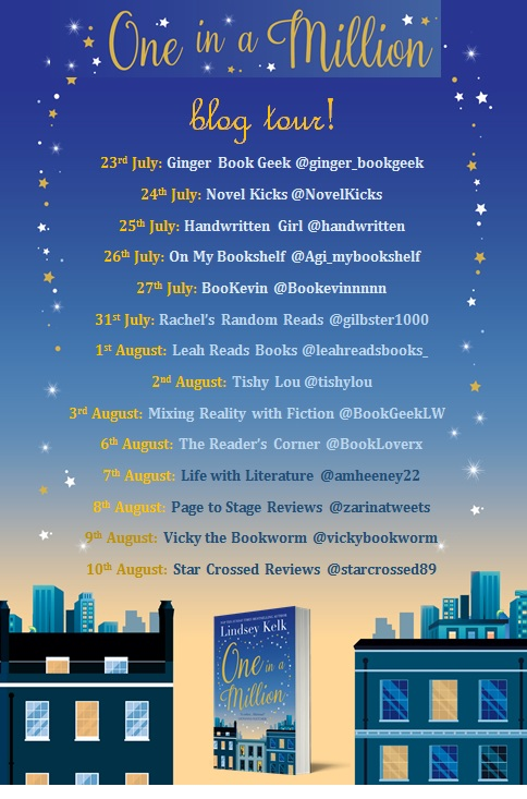 Blog Tour: One in a Million