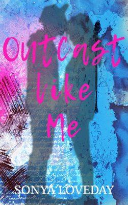 Book News: Outcast Like Me Cover Reveal