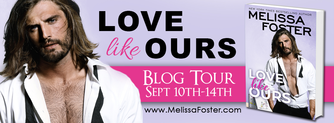Blog Tour Review: Love Like Ours