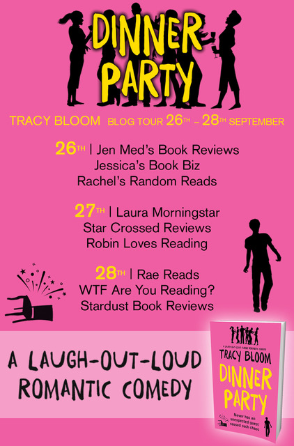 Blog Tour Review: Dinner Party